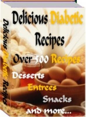 Product picture Delicioius Diabetic Recipes